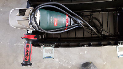 Metabo anti-vibe 9'' inch Angle Grinder W24-230MVT NEW + Heavy Duty Case + disk