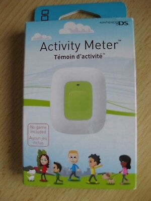 Nintendo DS Activity Meter