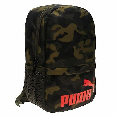 1cd51c35dc PUMA MINI BACKPACK Unisex Back Pack Zip Mesh Stamp - EUR 11