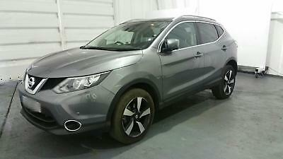 2016 Nissan Qashqai N-Connecta DIG-T Salvage Category S 65674