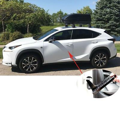 Car Doorstep Vehicle Folding Ladder Foot Pegs Rooftop Safety For Jeep Car Fine