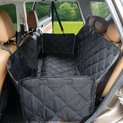 Car Rear Back Seat Cover Pet Dog Cat Protector Waterproof Hammock Mat Liner
