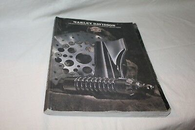 1997 Genuine Harley Davidson motor accessories & genuine motor parts catalog