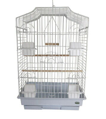 5026 HERITAGE WINDSOR BUDGIE XL BIRD CAGE 47x36x56CM FINCH BUDGIES COCKATIEL