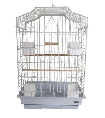 5026 HERITAGE WINDSOR XL BIRD CAGE 47x36x52CM PARAKEET FINCH COCKATIEL CANARY