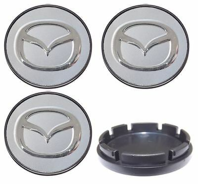DACIA 52/55mm Wheel Center Caps Alloy Hubs Covers Logan Sandero Duster Stepway B Vehicle Parts & Accessories