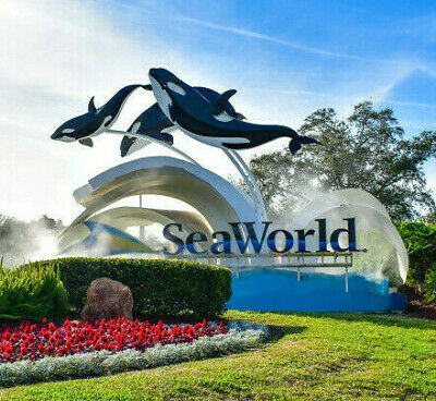 Seaworld Orlando Tickets $45   A Promo Discount Tool