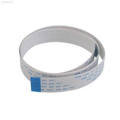 Flat Flexible Ribbon FFC Cable Line Wire 100cm For Raspberry Pi Camera Module