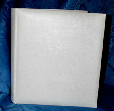 Large Wedding Photo Album, Traditional,  Anniversary Gifts Special Couple  #8