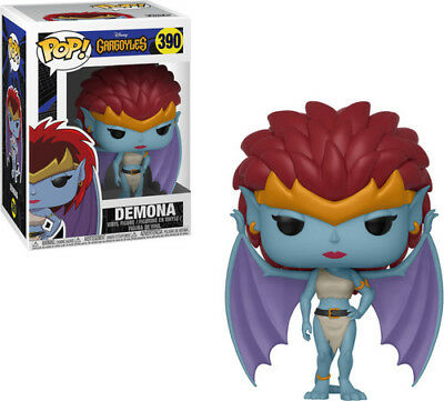 Gargoyles - Demona - Funko Pop! Disney: (2018, Toy NUEVO)