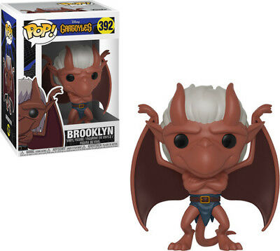 Gargoyles - Brooklyn - Funko Pop! Disney: (2018, Toy NUEVO)