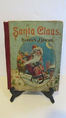 Early 1900s Santa Claus Story Book
