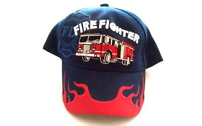 Fire Fighter Hat Brand New