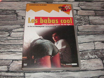 Les Babas Cool / Christian Clavier Marie Anne Chazel Anemone    / Dvd
