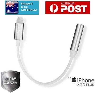 iPhone Headphone Adapter for Genuine Apple iPhone 7 8 XPlus 3.5mm To AUX