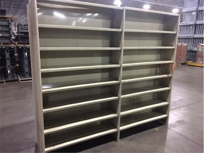 10 Units of 48'' X 84'' Republic Shelves, Storage Racks...