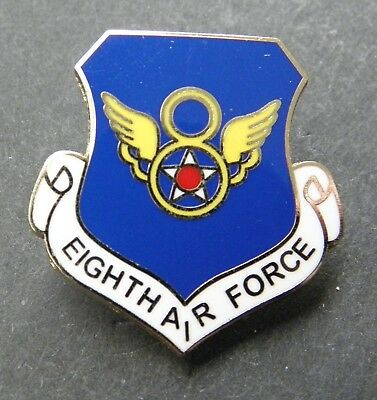 Usaf us 8th air force lapel pin badge 1 inch 475 picclick eighth air force 8th usaf hat jacket lapel pin 1 inch us publicscrutiny Choice Image