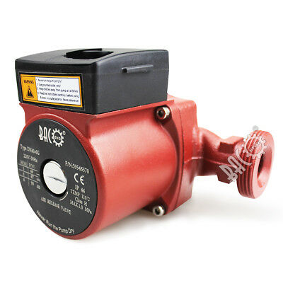 BACOENG DN40 CENTRAL Heating System 180mm Hot Water Circulation ...