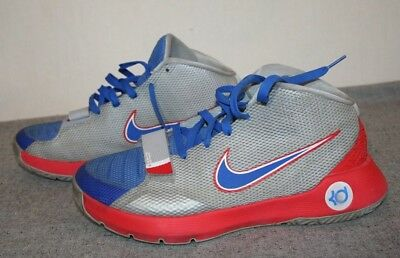 check out 94483 ef91a ... sweden nike kd trey 5 iii kevin durant basketball shoe 749377 046 mens  9.5 blue gray