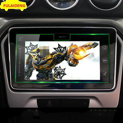 For Suzuki Vitara 4th 2015-2018 HD GPS Navigator Tempered Glass Screen Protector
