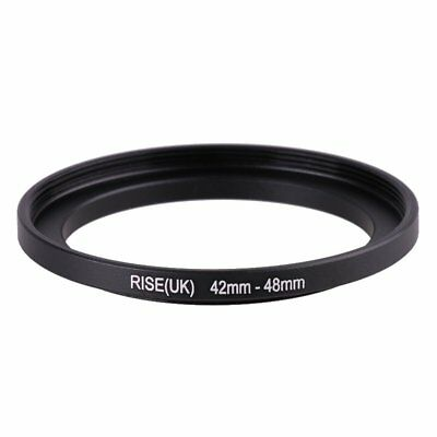 RISE(UK) 42MM-48MM 42MM TO 48MM Step-up Filter Ring camera Adapter 42-48