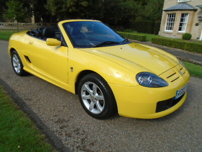 2003 Mg Tf 135, Stunning Car Only 35000 Miles.
