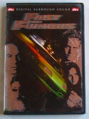 DVD FAST AND FURIOUS - Vin DIESEL / Paul WALKER