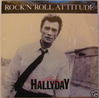 JOHNNY HALLYDAY (CD single)  ROCK N ROLL ATTITUDE  NEUF SCELLE