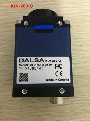 DALSA KLV-200-Q tested and used in good condition