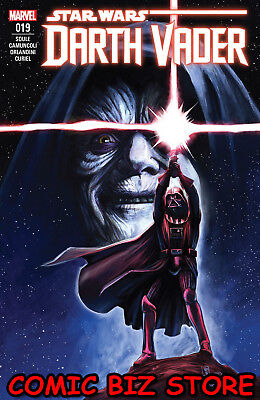 Star Wars Darth Vader #19 (2018) 1St Printing Bagged & Boarded Marvel Comics