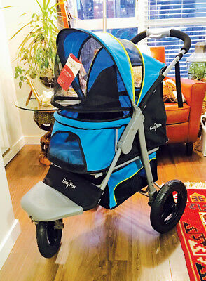 Dog Stroller Carriage Jogger For Pets Up To 75 Lbs Gen7 Pets Ships From Usa