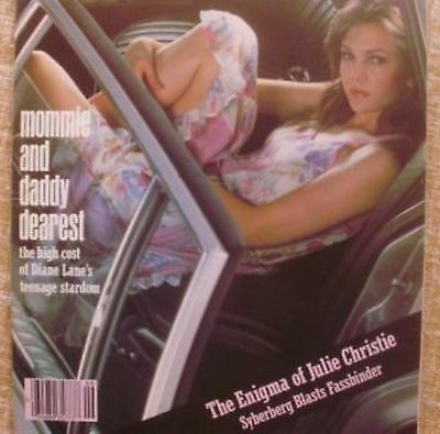 The Movies Magazine/ Mommie and Daddy Dearest/ Diane Lane/ September/ 1983/ NY
