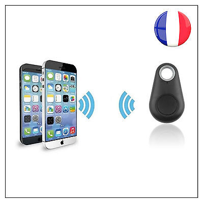 Tracker Traceur Bluetooth Tag Alarme Perte Localisteur Gps Animaux Cle Phone