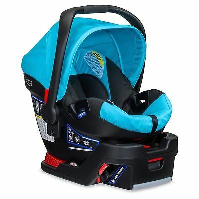 New BRITAX B-Safe 35 Infant CAR SEAT, BASE &CARRIER w/SafeCell Impact Protection