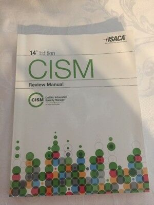 Isaca Cism Review Manual 14Th Edition