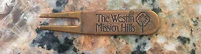 The Westin Mission Hills Golf Divit
