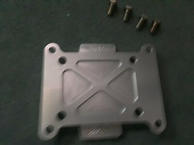 KAWASAKI JET SKI js550 js440 550sx 650 750 engine conversion swap plate 440  550