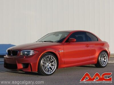BMW: 1-Series M BMW 1M COUPE