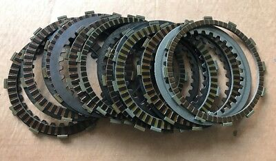 17 Harley-Davidson Touring Fl Milwaukee 8 Stock Oem  107 Cubic Inch Clutch Pack