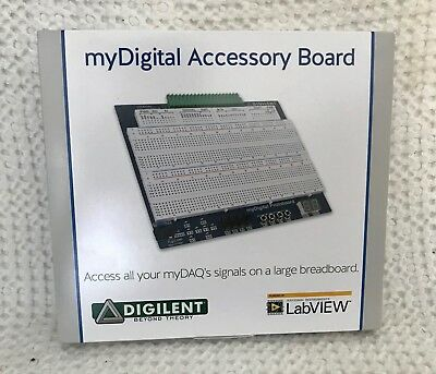 Digilent myDigital Protoboard for NI myDAQ and myRIO