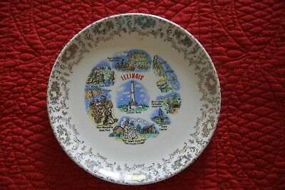 Illinois State Collectors Plate