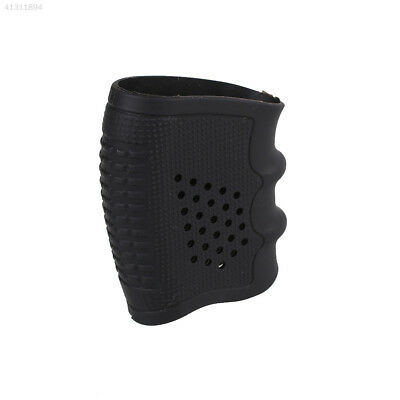 Hunting Tactical Rubber Cover Hand Grip Glove Sleeve For Pistol Handle