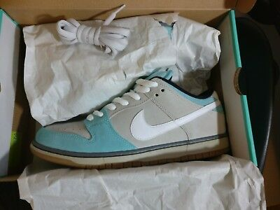 competitive price 1bf27 77598 Nike Dunk Low Pro SB Gulf Of Mexico Size 10.5 Excellent Condition 304292-410