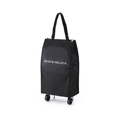 DEAN & DELUCA Folding type Shopping Cart Black Cold insulation Japan Tracking