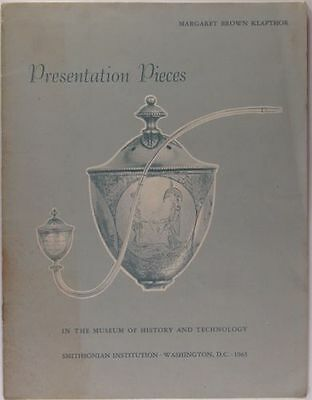 American Presentation Silver - Colonial & Federal & Victorian @ the Smithsonian
