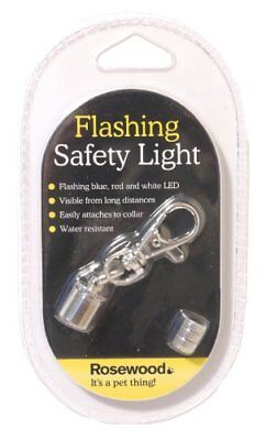 Rosewood reflectante seguridad gama seguridad Blinker Light