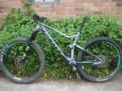 f12bdb841e5 SCOTT SPARK 710 Plus Mtb Bike 2017 Model - Large - £2,099.00 ...