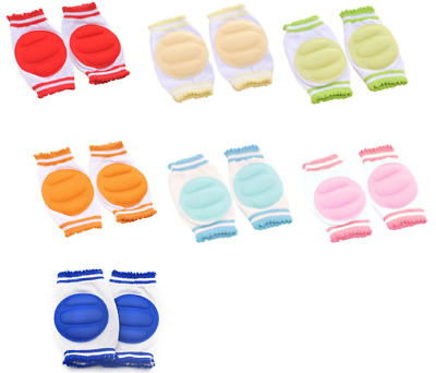 Kids Safety Crawling Elbow Cushion Infants Toddlers Baby Knee Pad Protector New