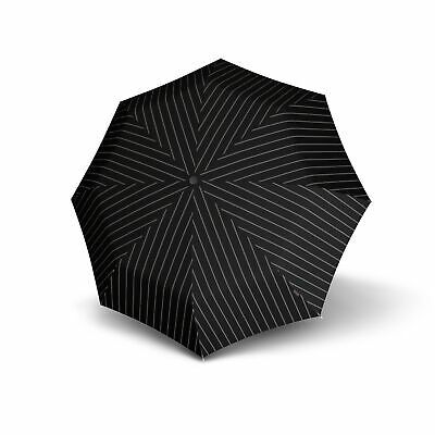Umbrella by Knirps - T.200 Duomatic Gatsby Black