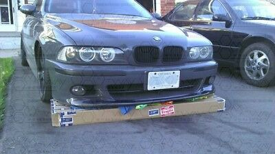 BMW E39 M5 CSL Style Front lip Spoiler - drift stance tuning